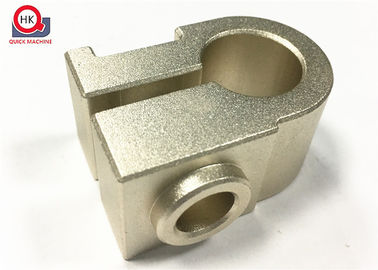 Casting And Extrusion Precision Casting Parts For LED Lighting Holders