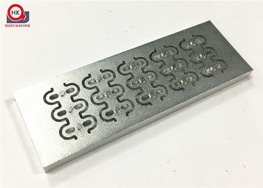 Anodize Finish Precision Casting Parts CNC Machining For LED Control Panels
