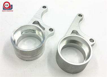 Thread 6061 Aluminium Bearing Housing CNC Machining Anodized Finish