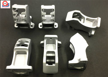 Automobile Machined Metal Parts , Five Axle Machining Custom Metal Parts