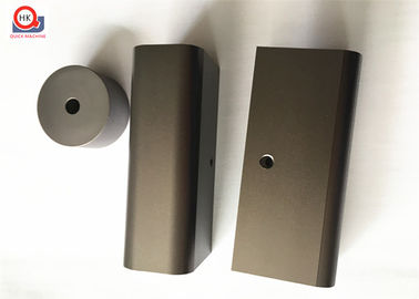 CNC Machining Furniture Hardware Replacement Parts Extrusion Process Anodized Finish