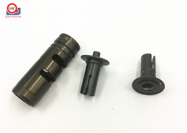 Hard Anodized Custom Machined Aluminum Parts For Racing Shaft Components