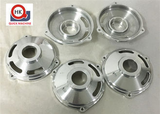 Wax Precision Casting Parts Lens Components , Lens Housings Camera Lens Mounts