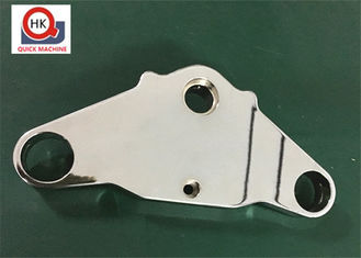High Precision Casting Parts , Motorcycle Triple Trees Components